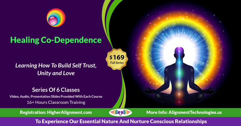 Picture of HCD Healing Co-Dependence Series
