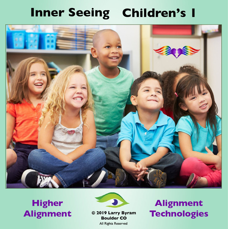 Picture of ISC Inner Seeing : Children's 1