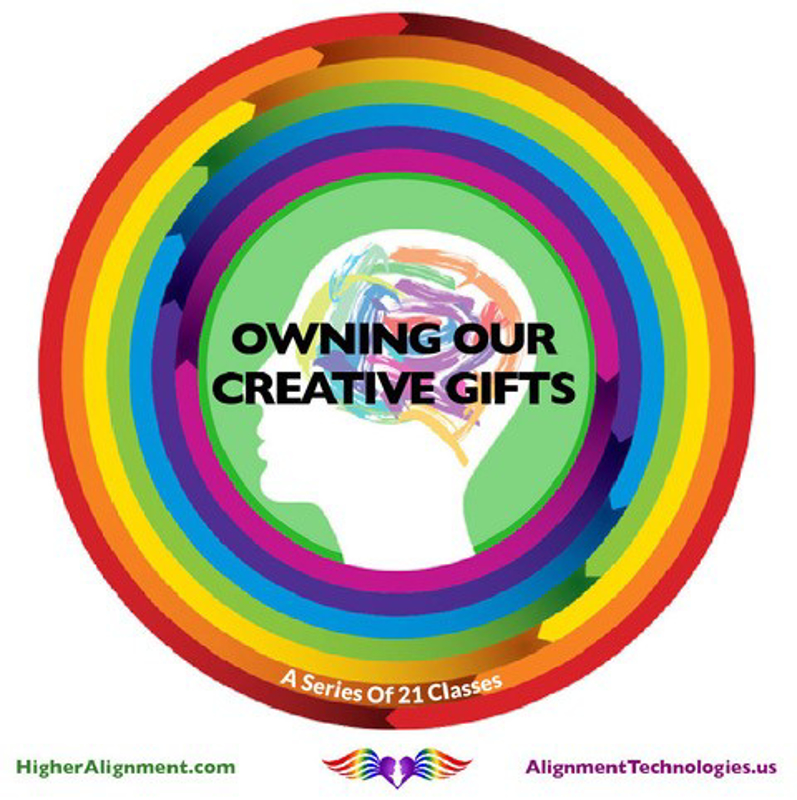 Picture of OOCG Free Intro for Owning Our Creative Gifts: Creative Spectrum