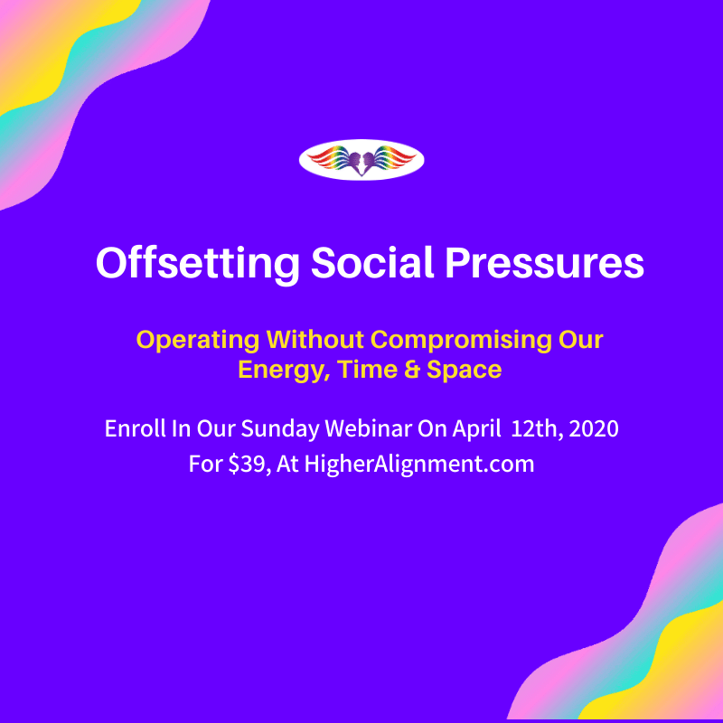 Picture of Bridging Social Distancing Part 1: Offsetting Social Pressure  ~