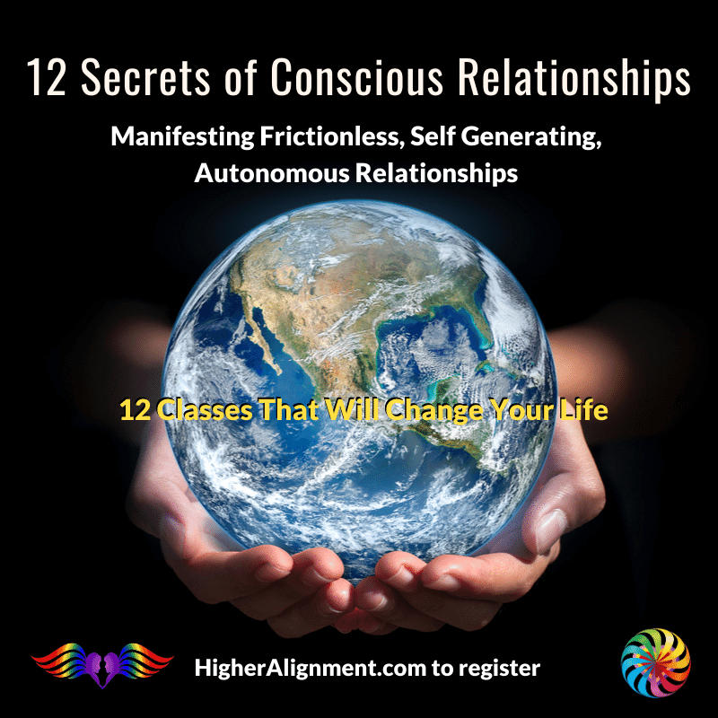 Picture of 12 Secrets Of Conscious Relationships  - Self-paced 12-Week Series