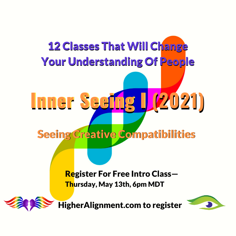 Picture of ****** Inner Seeing I - 2021 ******   Thursdays May 20 - August 5 @ 6 pm MDT