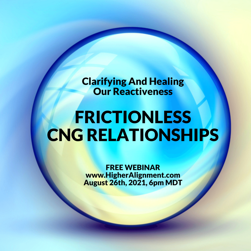 Picture of ** Frictionless CNG Relationships ** FREE INTRO Thursday 8/26 @ 6 pm MDT